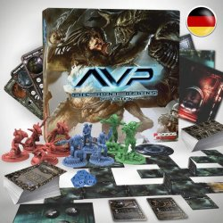 AVP Alien vs Predator - The Hunt Begins 2. Edition
