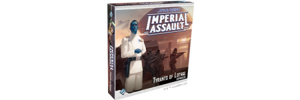 Imperial Assault englisch