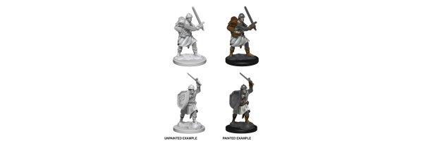 Pathfinder Deep Cuts Unpainted Miniatures - Sets