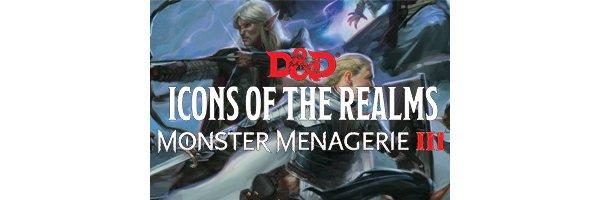 Monster Menagerie III