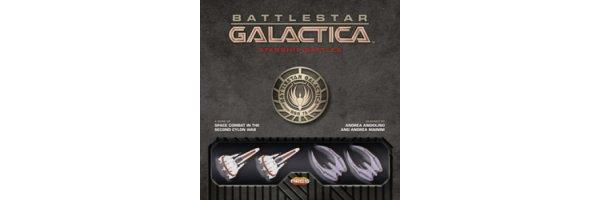 Battlestar Galactica - Starship Combat Game - EN