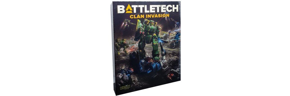 Battletech – der Beginn -
