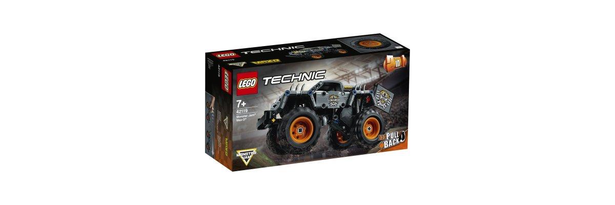 LEGO Neuheiten verfügbar! -
