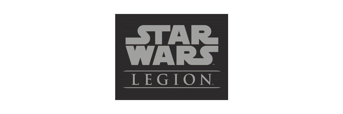 Rabattaktion bei Star Wars Legion - Englisch -