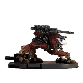 Thunder Fox (^, Steel Wolves)