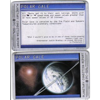 Planetary Condition Report: Polar Gale