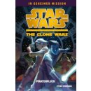STAR WARS: THE CLONE WARS - IN GEHEIMER MISSION BAND 2:...