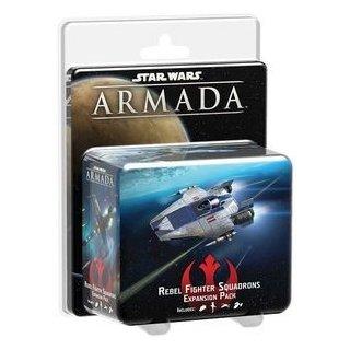 Star Wars: Armada - Sternenjägerstaffeln der Rebellenallianz - Erweiterung - DE