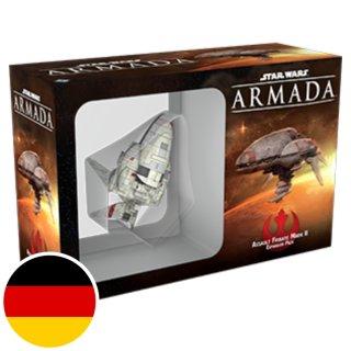 Star Wars: Armada - Angriffsfregatte vom Typ II - Erweiterung - DE