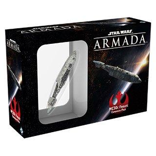 Star Wars: Armada - MC30c-Fregatte - Erweiterung - DE