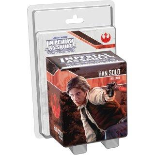 Star Wars: Imperial Assault - Han Solo - Verbündeten-Pack - DE