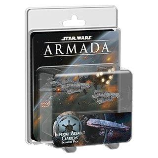 Star Wars: Armada - Imperiale Angriffsträger - Erweiterung - DE