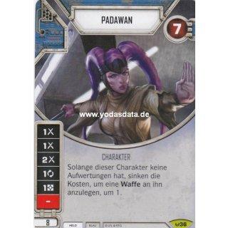 036 Padawan inkl. Würfel