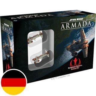 Star Wars: Armada - Hammerhai Korvetten - Erweiterung - DE