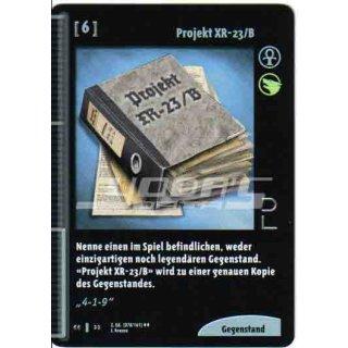 Projekt XR-23/B