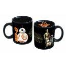 Star Wars Droiden: R2-D2, C3-PO und BB-8 (320 ml)