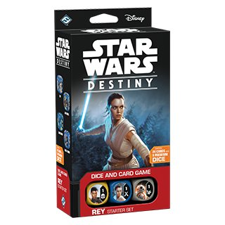 Star Wars: Destiny - Rey Starter Set (e)