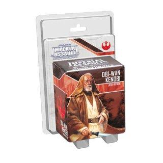 Star Wars: Imperial Assault - Obi-Wan - Verbündeten-Pack - DE