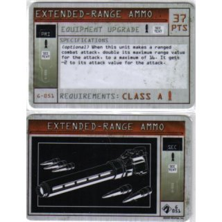 Extended Range Ammo - Class A