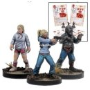 The Walking Dead: All Out War - Andrea Booster - EN