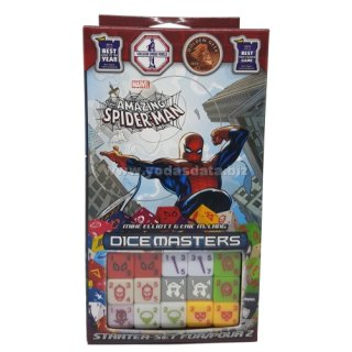 Marvel Dice Masters The Amazing Spider Man Starter (DE/FR)