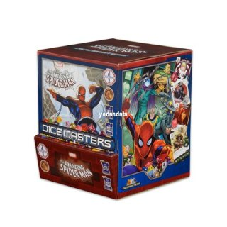 Marvel Dice Masters - Spider Man - Gravity Feed Display (DE|FR)