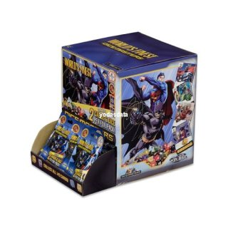 DC Comics Dice Masters - Worlds Finest Gravity Feed Display (DE|FR)