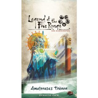 L5R: Legend of the 5 Rings: LCG - Amaterasus Tränen - Kaiserreich 1