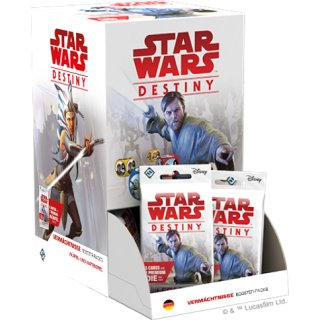 Star Wars: Destiny - Vermächtnisse - Booster Display (36) - DE