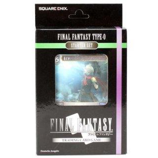 Final Fantasy TCG: Final Fantasy Type-0 - Starter - DE