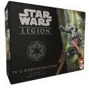 Star Wars: Legion - 74-Z Düsenschlitten -...