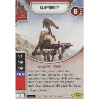 009 Kampfdroide + Würfel