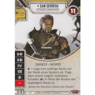 049 Saw Gerrera + Würfel