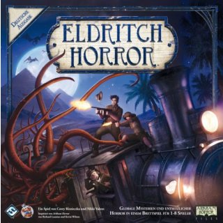 Eldritch Horror - Brettspiel Grundspiel DEUTSCH