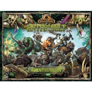 Iron Kingdoms - Entfesselt Einsteiger Box