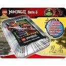 LEGO Ninjago - 179648 Mini-Tins: Silber - DE