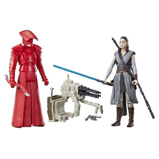 Star Wars Force Link: Rey & Elite Praetorian Guard (Episode VIII)