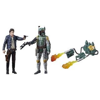 Star Wars: Episode IV - Force Link Han Solo & Boba Fett