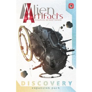 Alien Artifacts: Discovery Expansion - EN