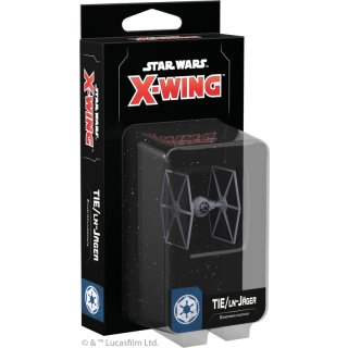 Star Wars: X-Wing 2. Edition - TIE/ln-Jäger - Erweiterung - DE