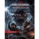 D&D: Monster Manual - Monsterhandbuch - DE
