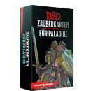D&D: Zauberkarten für Paladine - DE