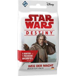 Star Wars: Destiny - Weg der Macht - Booster - DE