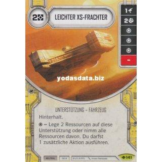 141 Leichter XS-Frachter