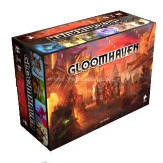Gloomhaven - Reprint - deutsch