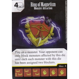 098 Ring of Magnetism - Monster Attraction