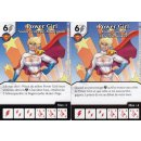 018 Power Girl - Sonnenenergie-Absorption / Absorption de...