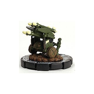 Towed Thunder Launcher ^^ (House Davion)