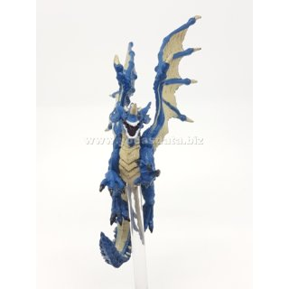 041 Blue Dragon - Large Figure
