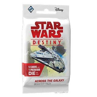Star Wars: Destiny - Durch die Galaxis - Booster - DE